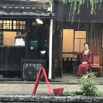 Report 着物姿の写真撮影/ Photo Taking with Kimono in Kyoto